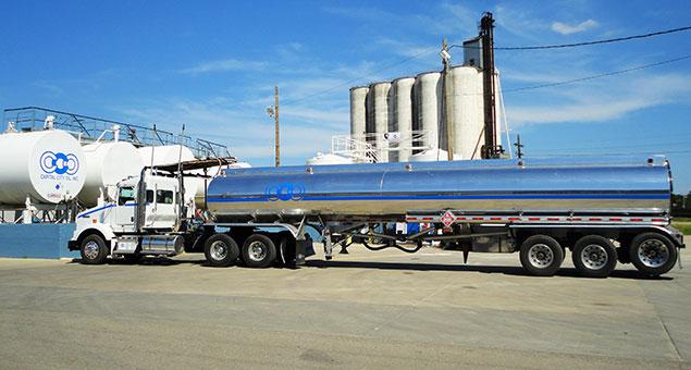 Transport Fueling Northeast Kansas