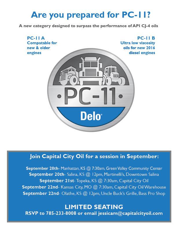DELO PC-11A & PC-11B